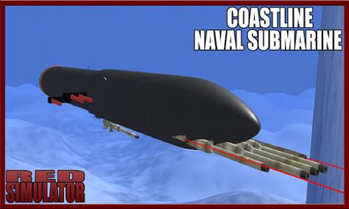 اسکرین شات بازی Coastline Naval Submarine Frontline Warship Fleet 8
