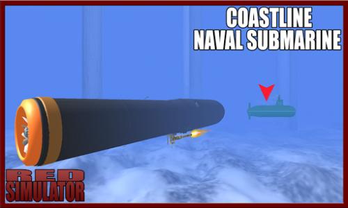 اسکرین شات بازی Coastline Naval Submarine Frontline Warship Fleet 2