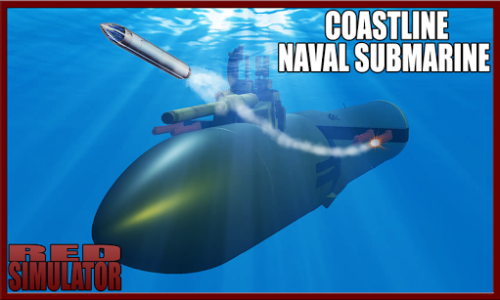 اسکرین شات بازی Coastline Naval Submarine Frontline Warship Fleet 1