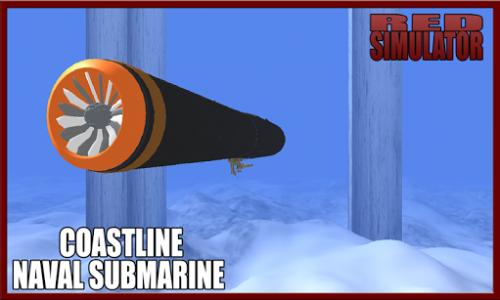 اسکرین شات بازی Coastline Naval Submarine Frontline Warship Fleet 5