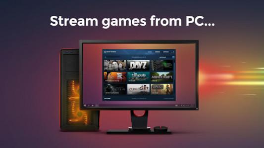اسکرین شات برنامه Remotr Game Streaming 1