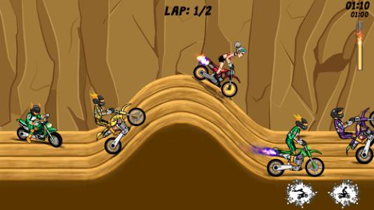 اسکرین شات بازی Stunt Extreme - BMX boy 1