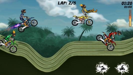 اسکرین شات بازی Stunt Extreme - BMX boy 2