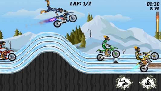 اسکرین شات بازی Stunt Extreme - BMX boy 3