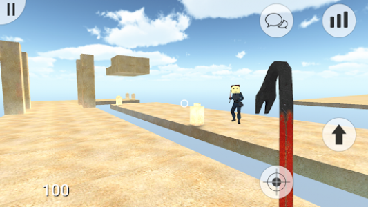 اسکرین شات بازی DeathRun Portable 2