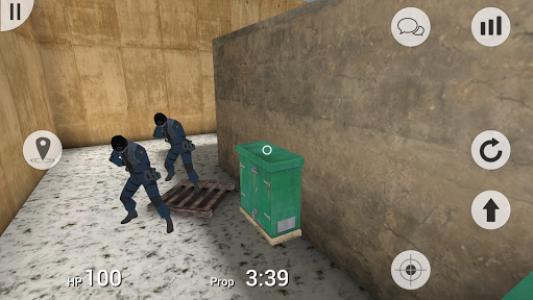 اسکرین شات بازی Prop Hunt Portable 1