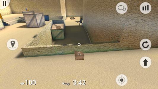اسکرین شات بازی Prop Hunt Portable 3