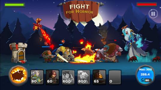 اسکرین شات بازی Castle Kingdom: Crush in Free Strategy Card Games 1