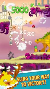 اسکرین شات بازی Angry Birds Classic 2