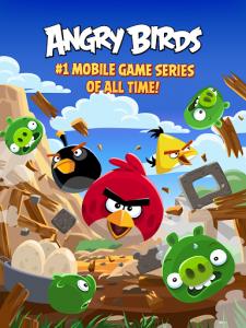 اسکرین شات بازی Angry Birds Classic 6