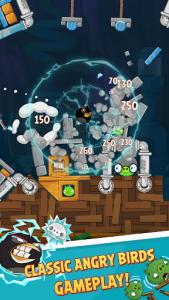 اسکرین شات بازی Angry Birds Classic 4