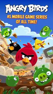 اسکرین شات بازی Angry Birds Classic 1