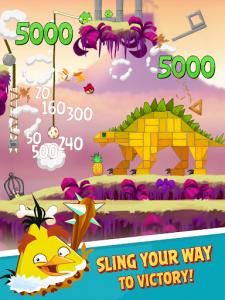 اسکرین شات بازی Angry Birds Classic 7