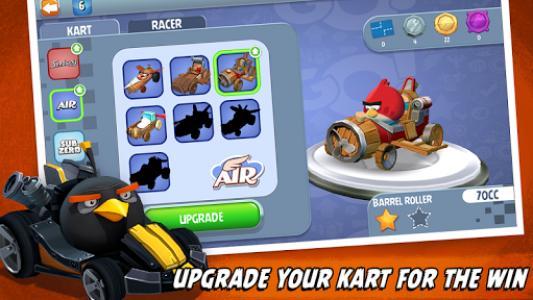 اسکرین شات بازی Angry Birds Go! 5