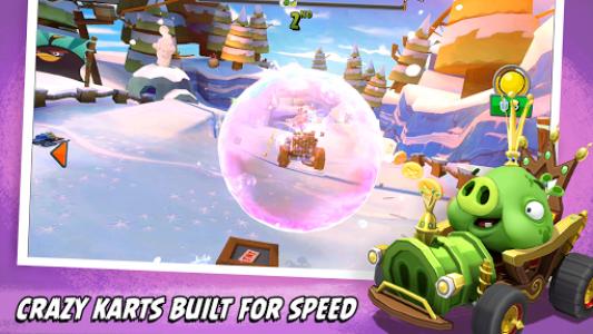 اسکرین شات بازی Angry Birds Go! 4