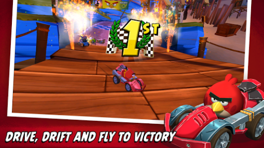 اسکرین شات بازی Angry Birds Go! 7