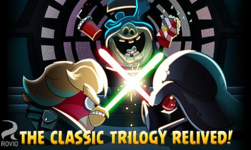 اسکرین شات بازی Angry Birds Star Wars 3