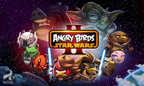 اسکرین شات بازی Angry Birds Star Wars II Free 1