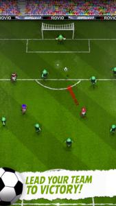 اسکرین شات بازی Angry Birds Football 2
