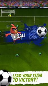 اسکرین شات بازی Angry Birds Football 6
