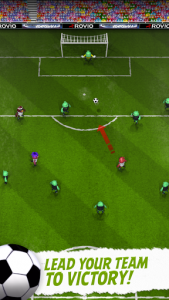 اسکرین شات بازی Angry Birds Football 8