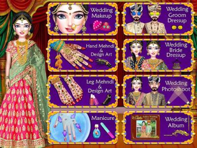 اسکرین شات برنامه North Indian Wedding With Bollywood Star Celebrity 4