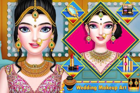 اسکرین شات برنامه North Indian Wedding With Bollywood Star Celebrity 8