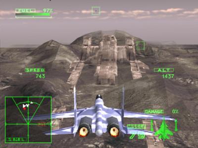 اسکرین شات بازی نبرد در آسمان ۲ 2