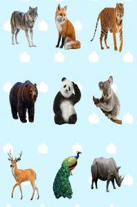 اسکرین شات بازی آموزش حیوانات به کودکان 4