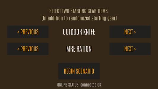 اسکرین شات بازی Survive - Wilderness survival 7