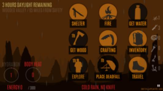 اسکرین شات بازی Survive - Wilderness survival 5