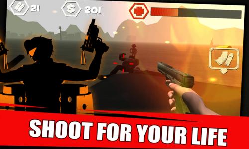اسکرین شات بازی وحشی از مرده 4