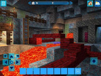 اسکرین شات بازی RoboCraft: Building & Survival Craft - Robot World 5