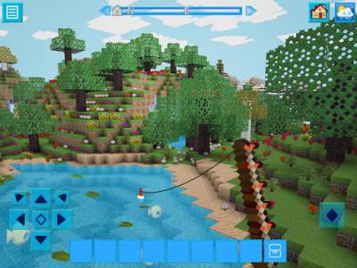 اسکرین شات بازی RoboCraft: Building & Survival Craft - Robot World 8