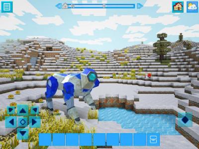 اسکرین شات بازی RoboCraft: Building & Survival Craft - Robot World 6