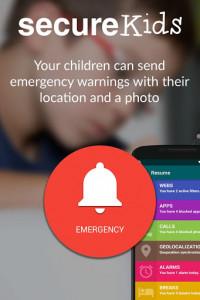 اسکرین شات برنامه Parental Control SecureKids 7