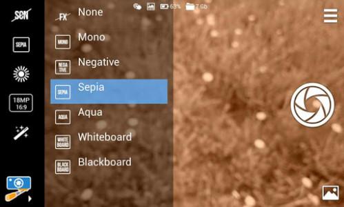 اسکرین شات برنامه SelfiShop Camera 8