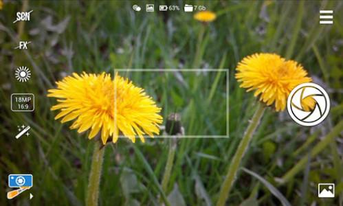 اسکرین شات برنامه SelfiShop Camera 2