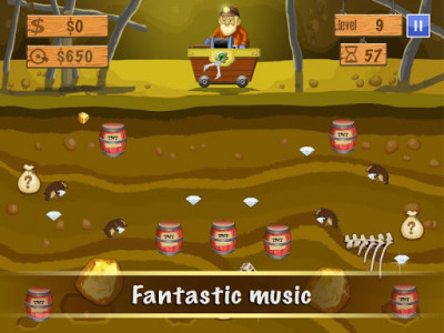 اسکرین شات بازی Gold Miner Deluxe 8
