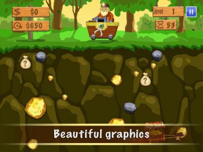اسکرین شات بازی Gold Miner Deluxe 7