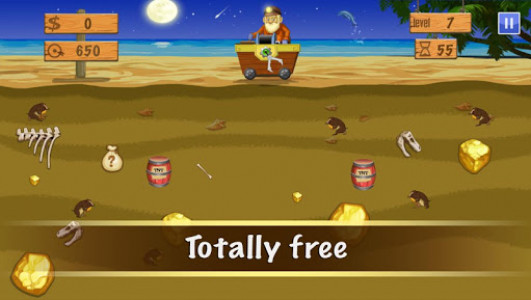 اسکرین شات بازی Gold Miner Deluxe 4