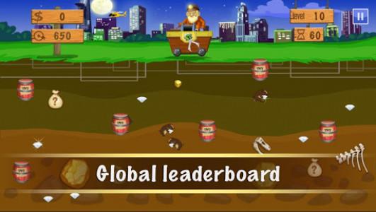 اسکرین شات بازی Gold Miner Deluxe 5
