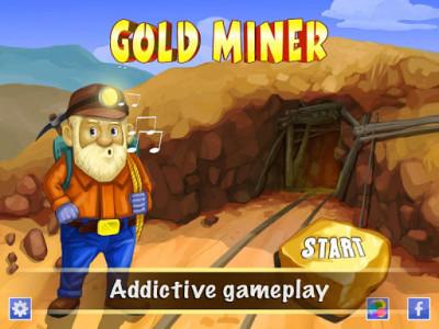 اسکرین شات بازی Gold Miner Deluxe 6