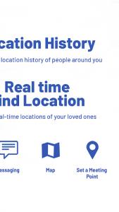 اسکرین شات برنامه FindApp 3