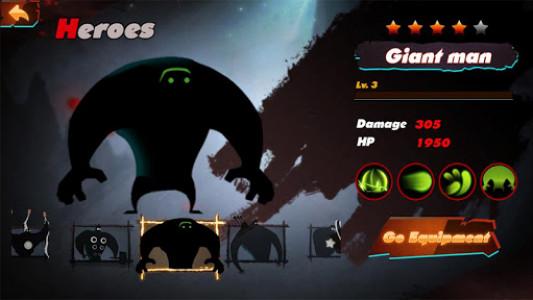 اسکرین شات بازی Stickman Shadow- Shadow Revenge 4