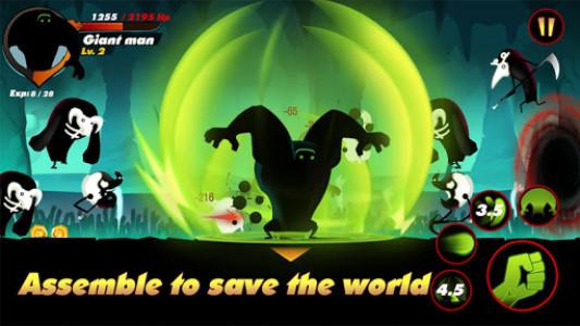 اسکرین شات بازی Stickman Shadow- Shadow Revenge 7