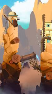 اسکرین شات بازی دهکده 3