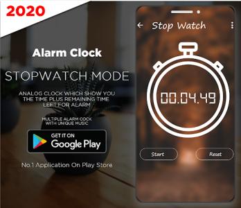 اسکرین شات برنامه Smart Alarm Clock for Free – Loud Alarm Music 7