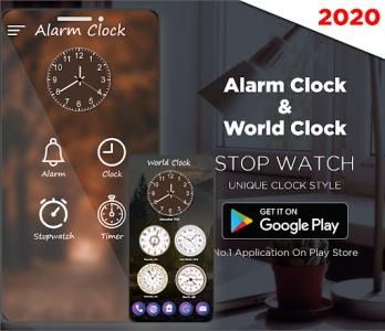 اسکرین شات برنامه Smart Alarm Clock for Free – Loud Alarm Music 2