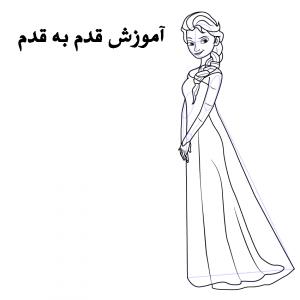 اسکرین شات برنامه آموزش نقاشی به زبان ساده 1